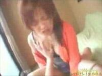 お金に困った美人若妻がAV出演!!中出しSEXで昇天![無料動画]