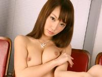 Max Cafe!くるみひなの2本同時フェラ♪[無料動画][2]