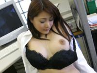 ぶっかけ女教師!!色っぽ過ぎる沢井芽衣先生にSEXの授業をしてもらおう♪[1]