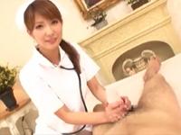 妃悠愛(長澤杏奈、水原里香、木崎祐子) がオナホールで抜いてあげる[4]