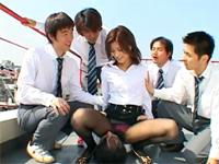 有希先生の誘惑授業 麻田有希[1]