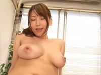巨乳女教師の誘惑 佐山愛[2]