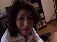 お母さんに叱られて 浦沢亜矢子[1]