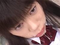 パイパン女子校生にナマ中出し 中塚愛[4]