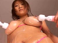 魅惑の爆乳セルデビュー Hcup96cm ベティ・リン[4]