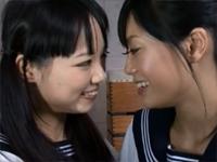 もしもこんなかわいい女子校生たちが、『エッチなレズビアン』だったら 琥珀うた 早乙女らぶ 美緒みくる[2]
