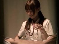 AV女優 兼 現役看護師 綾瀬ティアラちゃん アポ無しMM号が勤務先へイク![6]