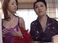 ボディコン熟女レズ 瀬名涼子・岡田裕美・早見ゆかり[1]