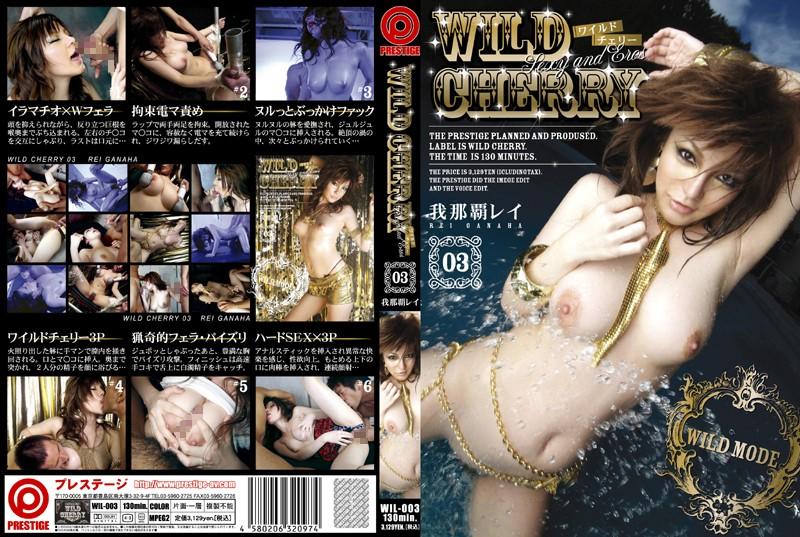 WILD CHERRY 3