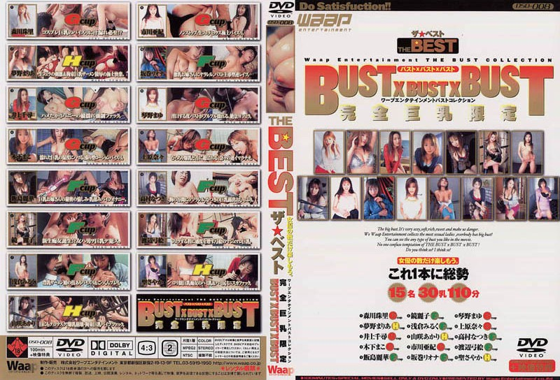THE BEST BUST×BUST×BUST 完全巨乳限定
