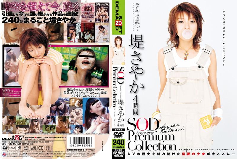 堤さやか:堤さやか 4時間 SOD Premium Collection