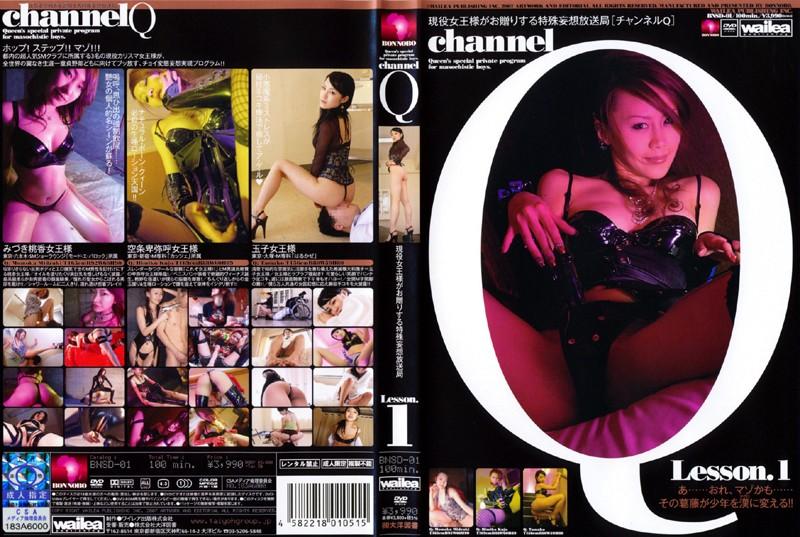 channel Q 現役女王様がお贈りする特殊妄想放送局 Lesson.1