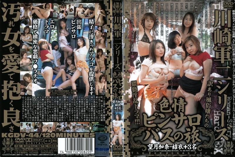 川崎軍二シリーズ 色情 ピンサロバスの旅