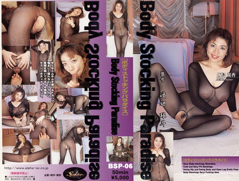 飯島麗香:Body Stocking Paradise 飯島麗香