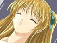 アニメ無修正:Anime girls getting pleasured[海外エロ動画]
