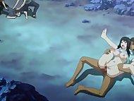 アニメ無修正:Заражение 5_ Рассвет _ Infection 5 -The Daybreak _002 [海外エロ動画]