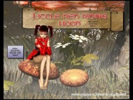 アニメ無修正:3D Comic: Red Hood. Episode 1 [海外エロ動画]