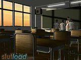 アニメ無修正:3D CG Hentai Teacher [海外エロ動画]