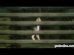 アニメ無修正:Young hentai guy poking hard his boyfriend [海外エロ動画]
