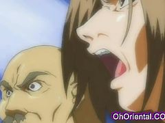 アニメ無修正:Hot Battle of the sexes [海外エロ動画]