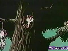 アニメ無修正:Hot young perky redhead [海外エロ動画]
