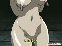 アニメ無修正:Redhead hentai standing wetpussy fucked [海外エロ動画]
