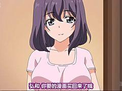 アニメ無修正:Mahosub 140829 PashminaA [海外エロ動画]