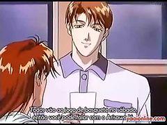 アニメ無修正:Young hentai boy secret admire [海外エロ動画]