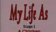 アニメ無修正:My life as a chicken [海外エロ動画]