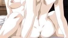 アニメ無修正:Dos lesbianas hentai. [海外エロ動画]