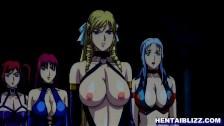 アニメ無修正:Anime lesbian schoolgirls shaved pussy is fil [海外エロ動画]
