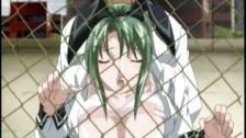 アニメ無修正:Hentai sweties hot gangbanged orgy [海外エロ動画]