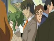 アニメ無修正:Last Train to Gropesville Episode 1 [海外エロ動画]