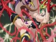 アニメ無修正:Angel Blade AMV [海外エロ動画]