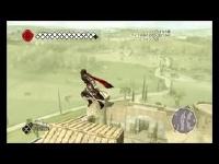 アサシンクリード2 エツィオが空中を走る衝撃の動画