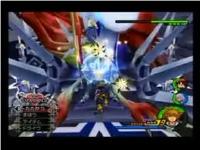 キングダムハーツ2 ゼムナス(鎧・1回目)を速攻撃破5秒