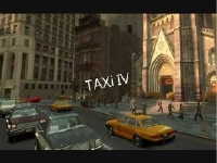 GTA4で映画「TAXI NY」を再現