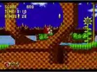 ソニック・ザ・ヘッジホッグ ナックルズ使用 最速動画14分40秒(TAS) / ソニック系動画