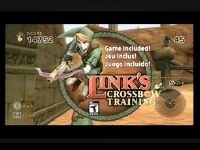 Wiiザッパーで楽しむリンク「Link's Crossbow Training」プレイ動画