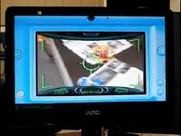 カメラで映した風景が戦闘フィールドになるDSiWare『System Flaw』