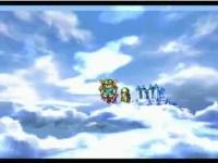 PS版ドラクエ4 エンディングの天空城の周辺を歩いてみた
