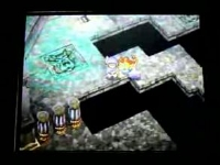 DS版ドラクエ5 穴に落ちたはずなのに落ちてないバグ