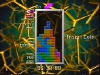 初代『テトリス ザ・グランドマスター』 20Gモード 世界最速クリア動画8分33秒95
