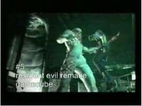 バイオハザードシリーズ 残虐死映像トップ5 / バイオハザード系動画