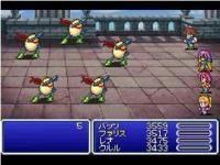 FF5アドバンス 没モンスター「エッグマン」戦隊と戦う / ファイナルファンタジー系動画
