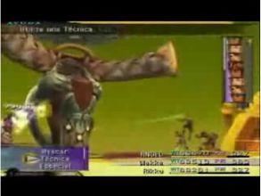 FF10 デア・リヒターを斬魔刀を使わずに撃破している動画