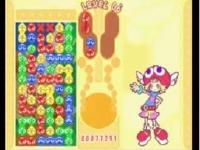 【神業】ぷよぷよ 新年「とら」を赤ぷよで描いて19連鎖してみた