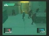 メタルギアソリッド2 ノーダメージ&敵にダメージを与えずにクリア / メタルギア系動画