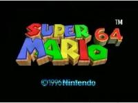 スーパーマリオ64 最速クリア動画6分47秒(TAS)