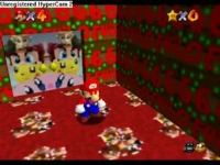 スーパーマリオ64 改造されすぎたピーチ城